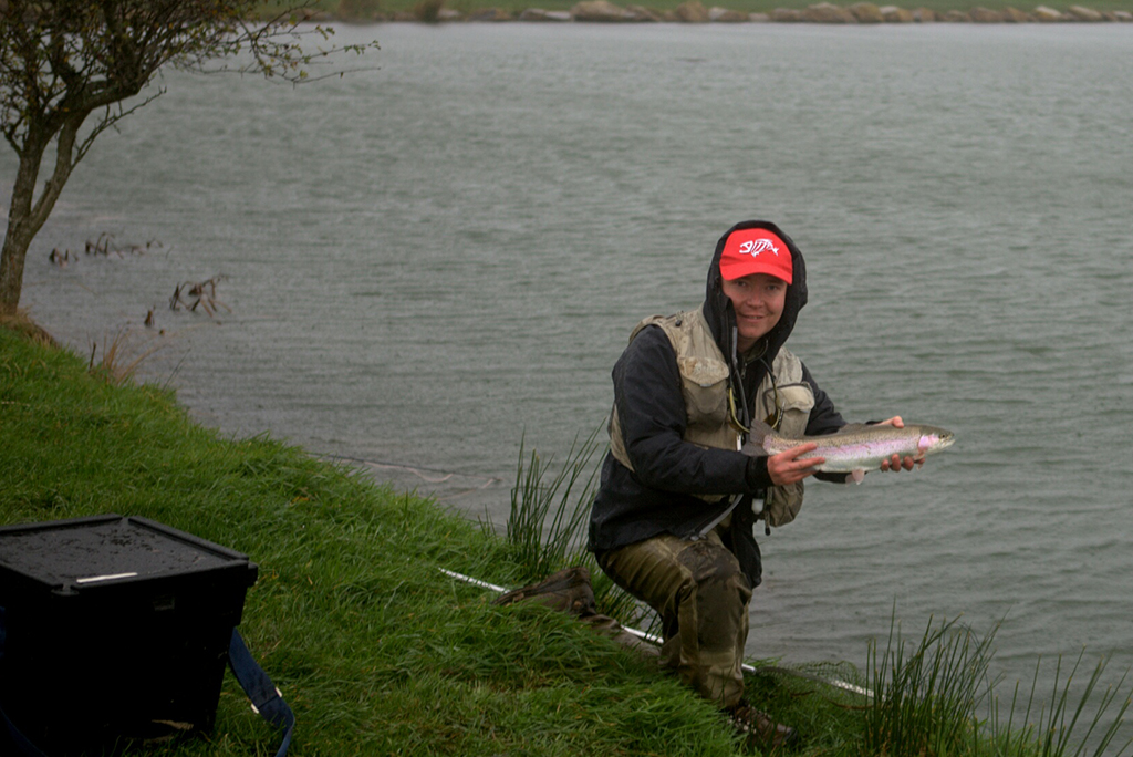 Simon Robinson Fulling Mill Winter Lures