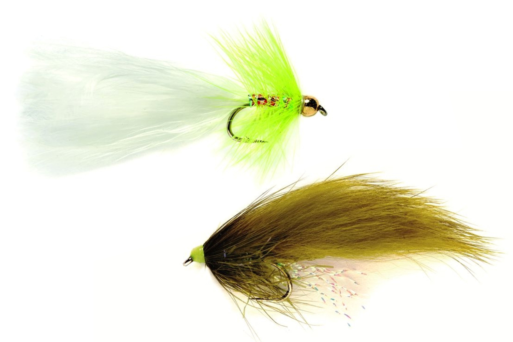 Simon Robinson Fulling Mill Flies