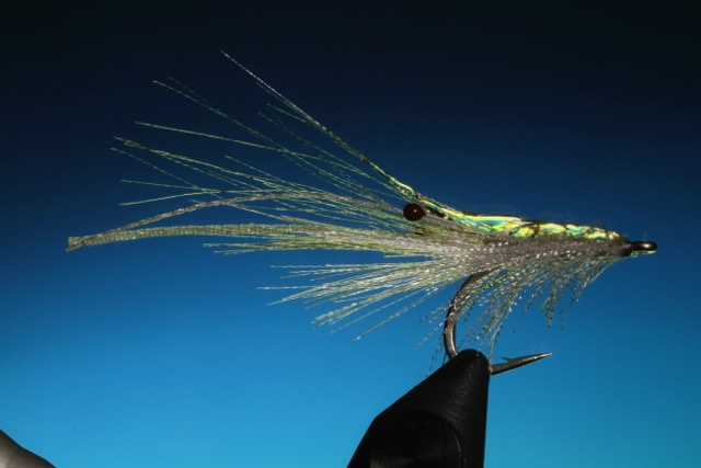 Barry Ord Clark Fulling Mill Fly Tying