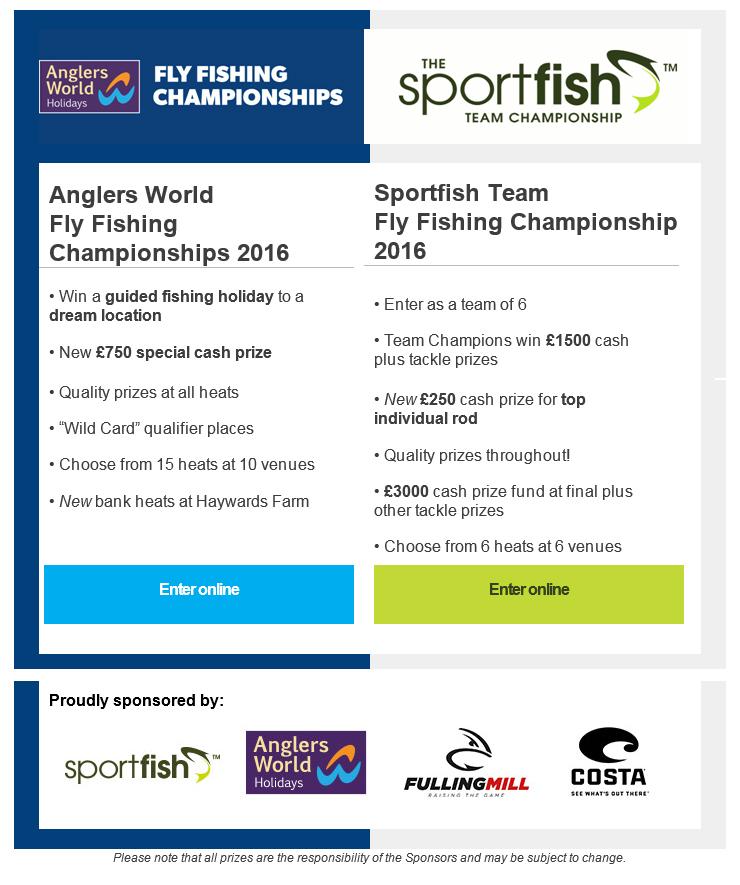 John Horsey Anglers World Wide Sportfishing Championships
