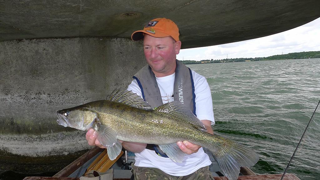 Fulling Mill Rob Edmunds Predator Fishing