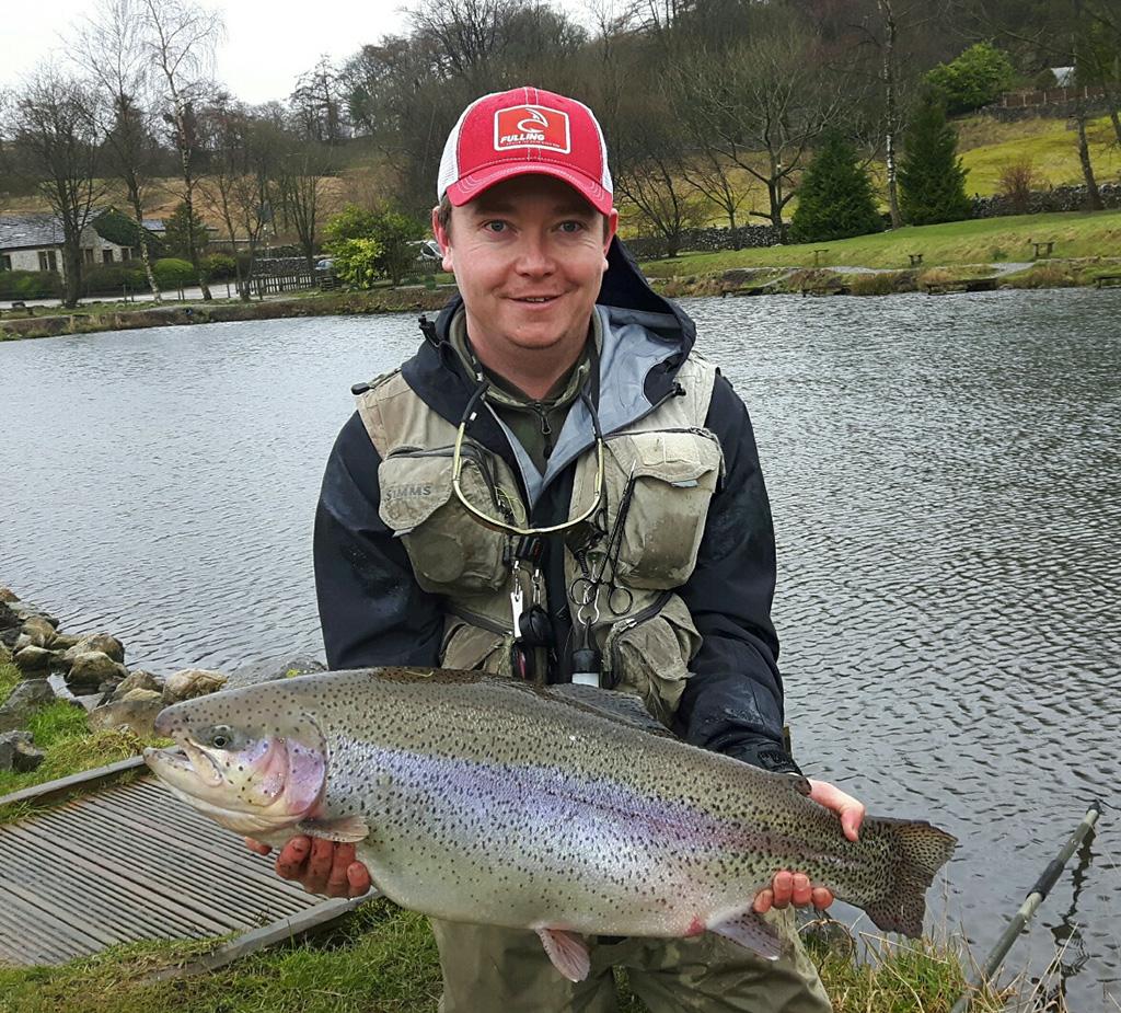 Fulling Mill Hook Review Simon Robinson