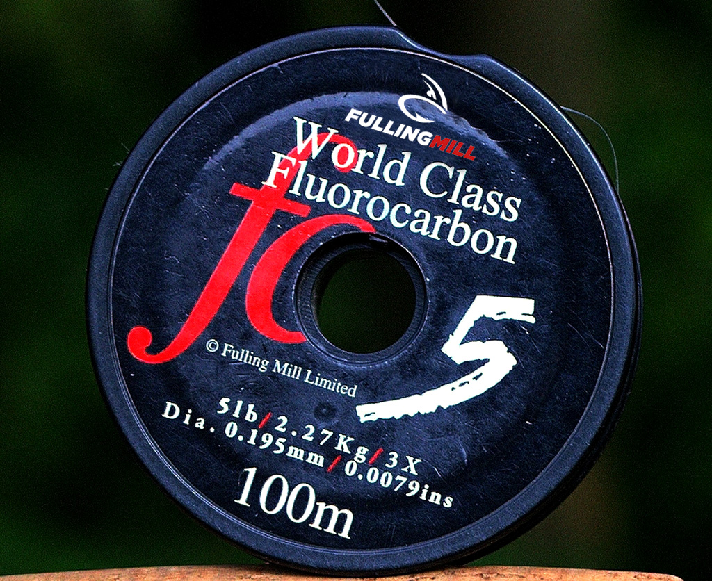 Fulling Mill Co-polymer or Fluorocarbon Leaders