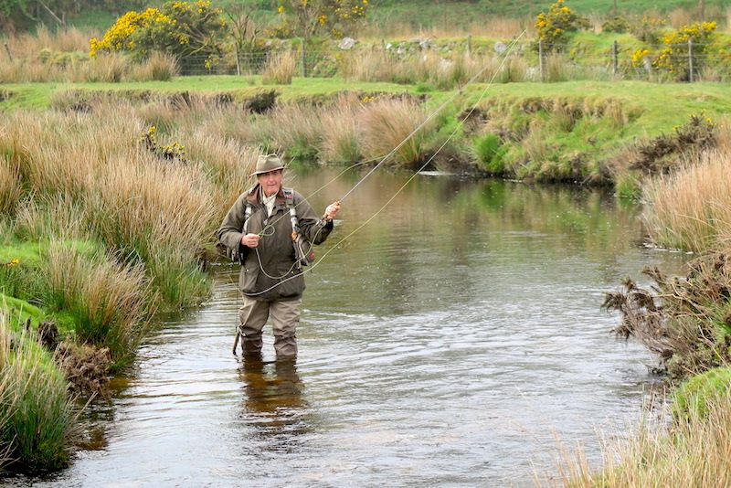 Fulling Mill Blog | Fishing Small Streams for Brown Trout