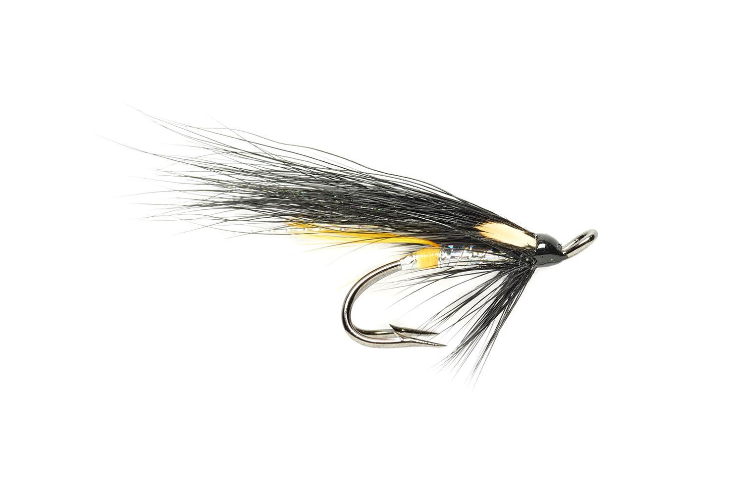 Low water salmon flies