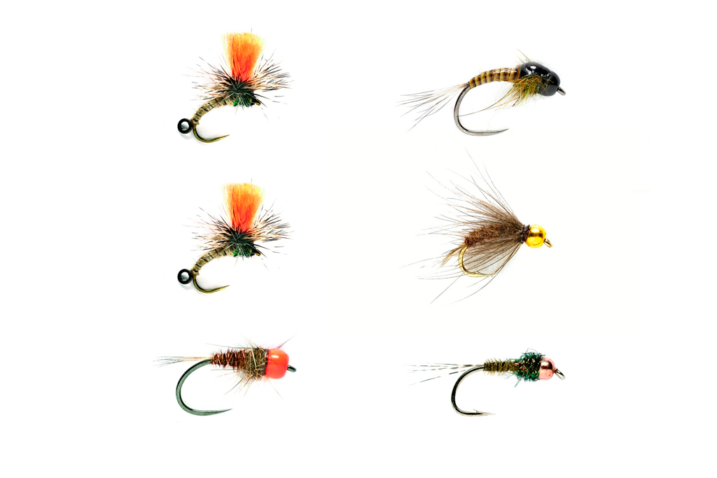 Grab a Pack Fly Selections