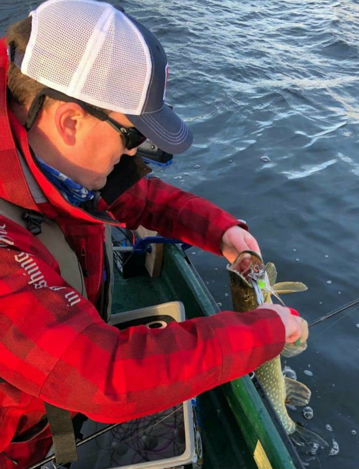 Pike Fly Fishing