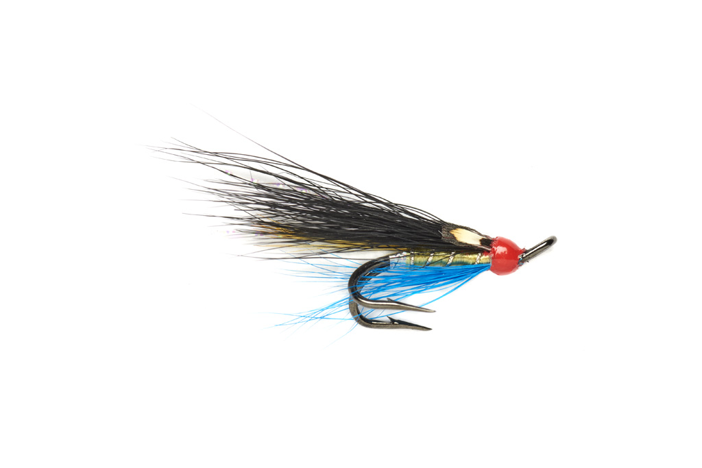 Low water salmon flies