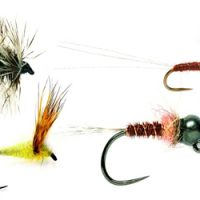 Barbless River Flies