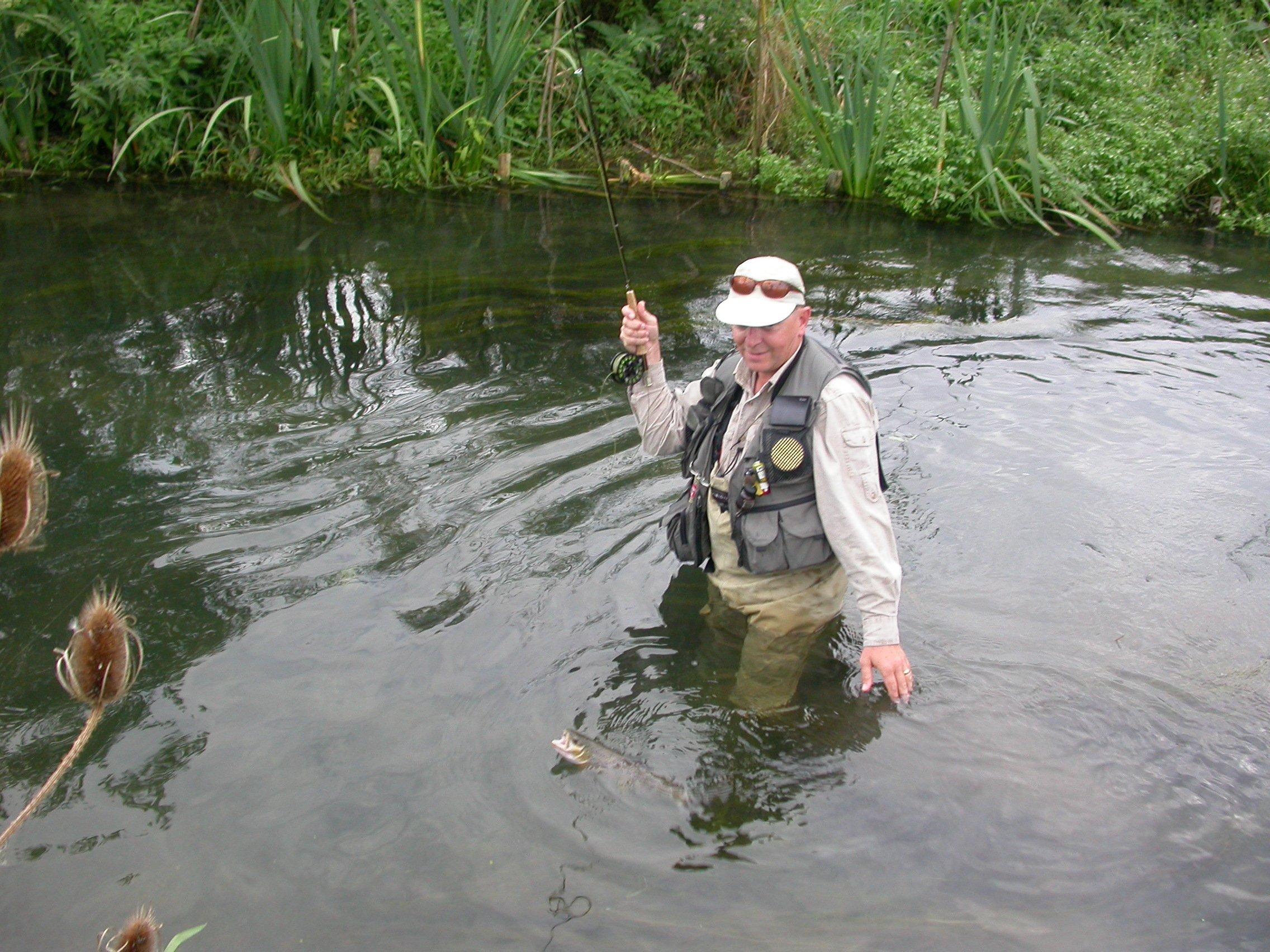 Barbless River Flies