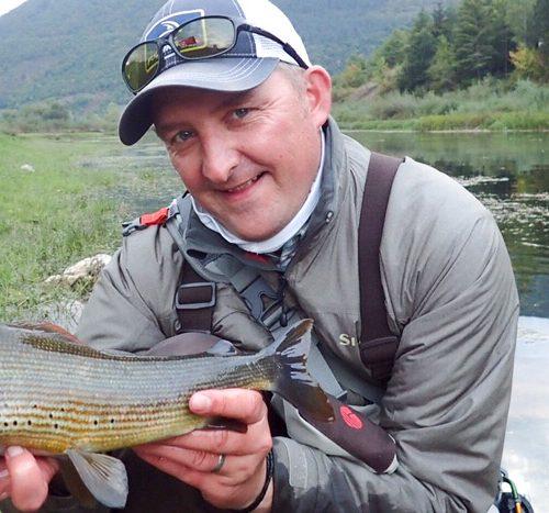 fly fishing Bosnia