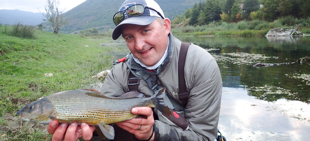 fly fishing Bosnia