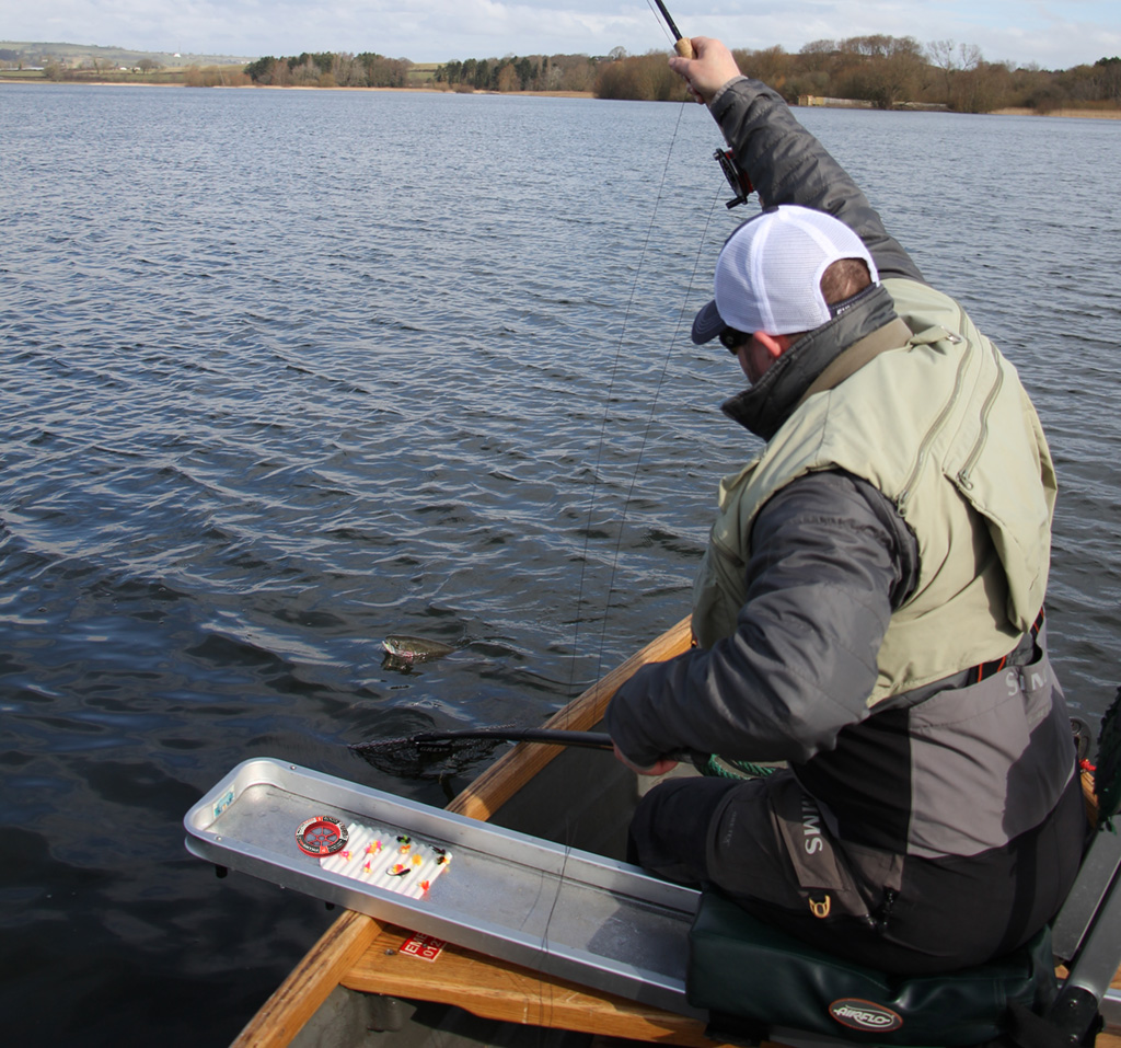 Masterclass Fluorocarbon Chew Valley Trout