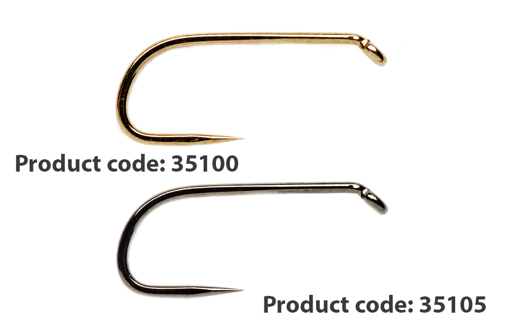 Competition Heavyweight Barbless Hooks