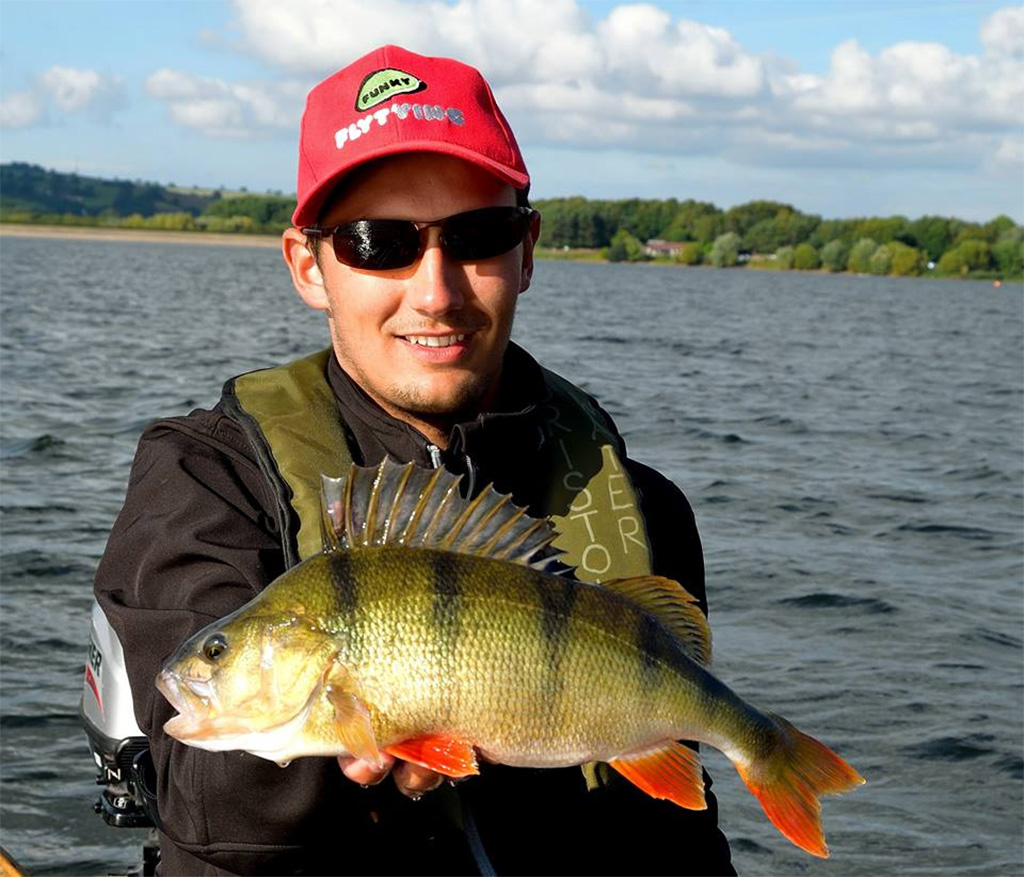 Fly Fishing for Perch