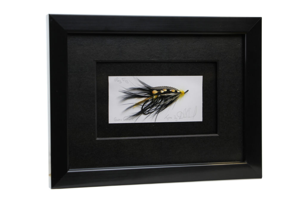Davie McPhail Classic Salmon Flies|Davie McPhail Classic Salmon Flies|Davie McPhail Classic Salmon Flies