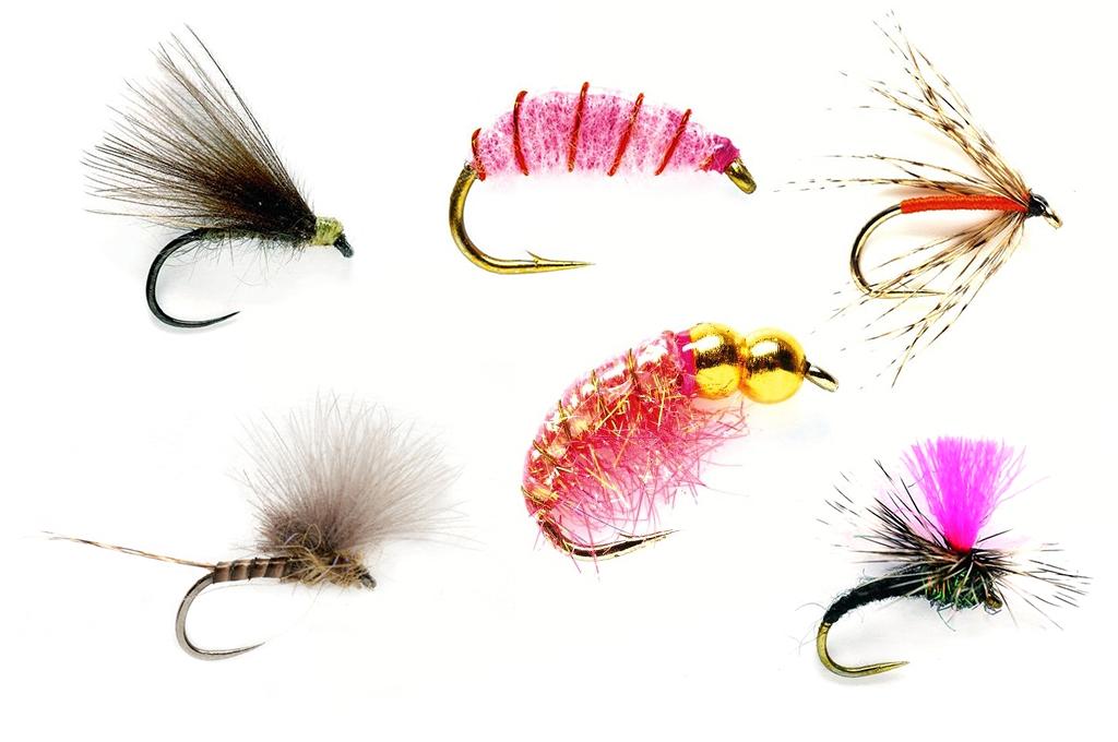 Grayling-Flies-Top-6|Grayling-Flies-F-Fly|Grayling-Flies-Klinkhammer|Grayling-Flies-Olive|Grayling-Flies-Pink-Bomb|Grayling-Flies-Pink-Shrimp|Grayling-Flies-Spider|