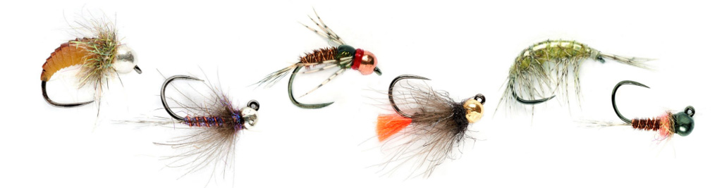 Recommended Grayling flies