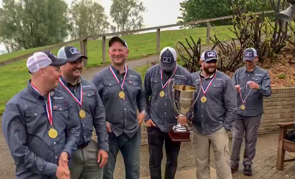 Airflo Spring Invitational Champions