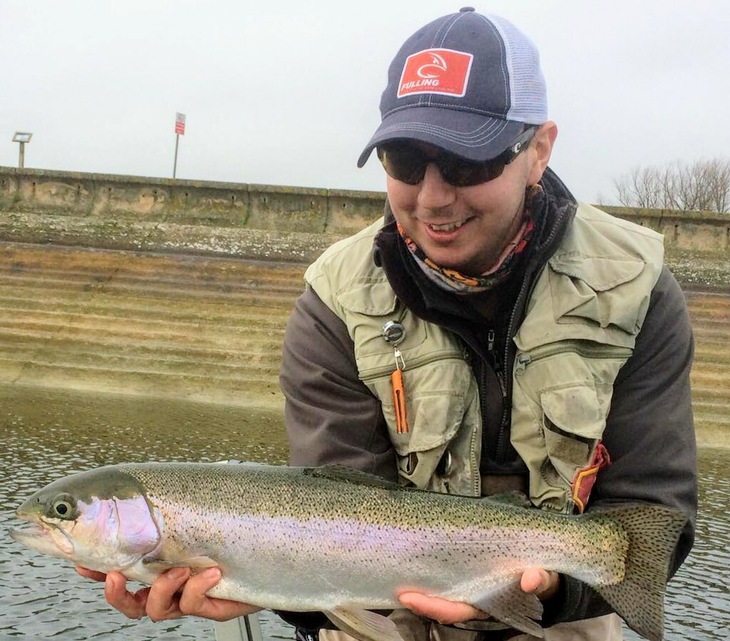 Competition Fly Fishing