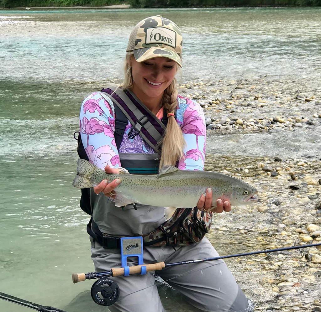 Marble Trout Slovenia