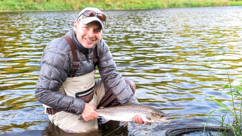 salmon-fishing