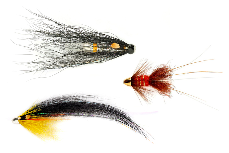 Salmon Season Flies