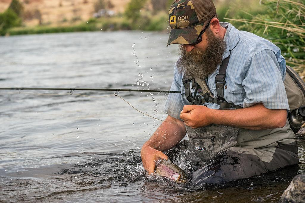 SalmonFly Fishing