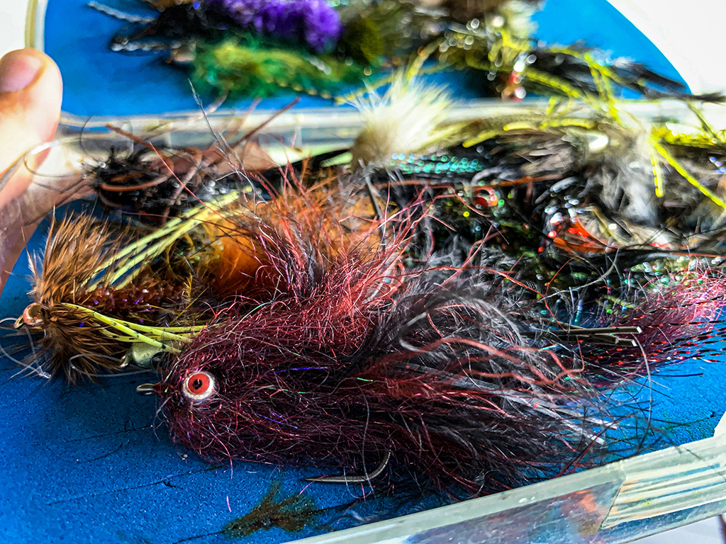 5 Tips for Better Streamer Fishing While Wading - Fulling Mill Blog