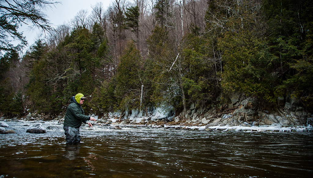 Streamer Fishing