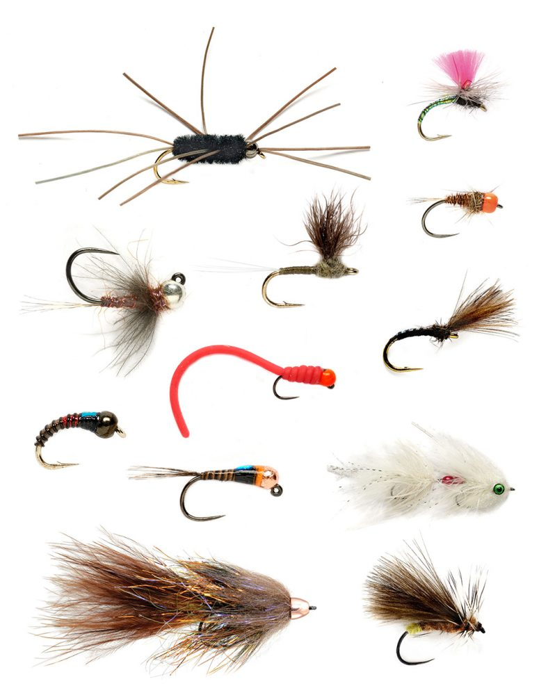 The-Dirty-Dozen|Dirty Dozen - Black Rubber Leg Stone|Dirty Dozen - Canon's Bunny Baetis|Dirty Dozen - Complex Twist Bugger Brown|Dirty Dozen - Double Wing Caddis|Dirty Dozen - Duracell Jig|Dirty Dozen - Greased Lightening|Dirty Dozen - Heisenberg White|Dirty Dozen - Micro Midge Cul|Dirty Dozen - Orange Head Mary|Dirty Dozen - Redneck Midge|Dirty Dozen - Spanish Quill Bullet|Dirty Dozen - The Squirminator
