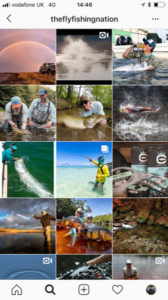 The Fly Fishing Nation Instagram