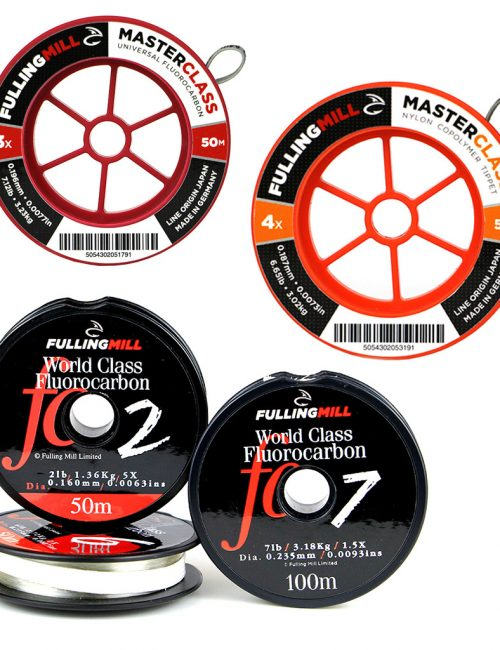 Tippet Material - Fulling Mill|Tippet Material - Worldclass|Tippet Material - Worldclass|