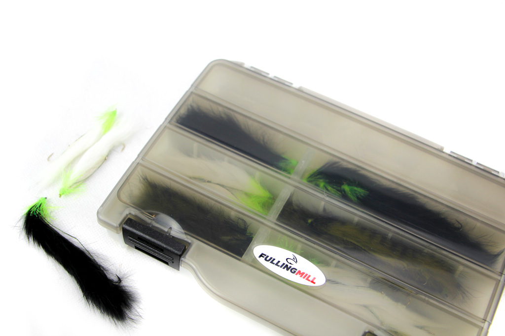 tube fly box