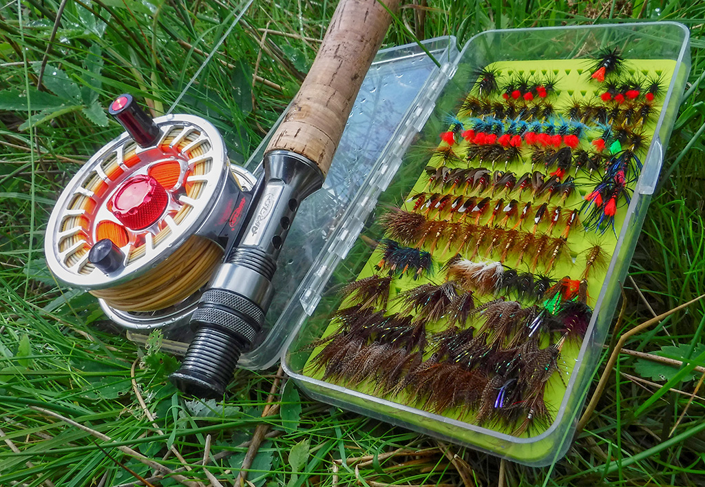 Traditional Wet Flies Fulling Mill