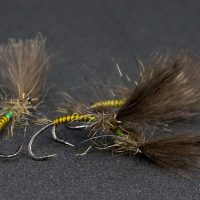 Emerger Pattern Brook Dun