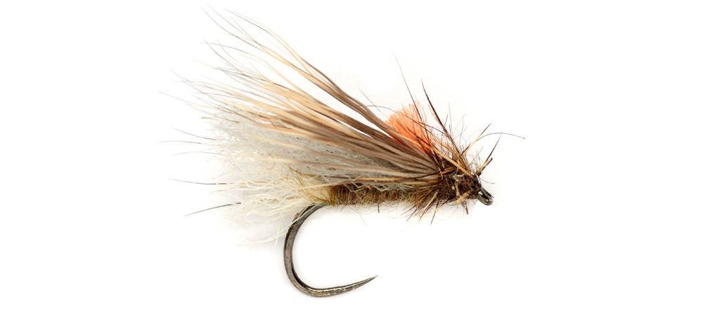 hi vis dry flies