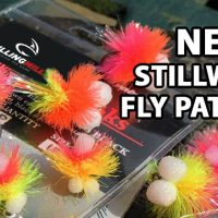 New stillwater fly patterns