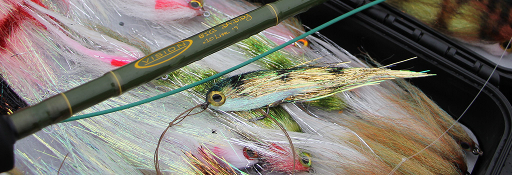 pike fishing flies