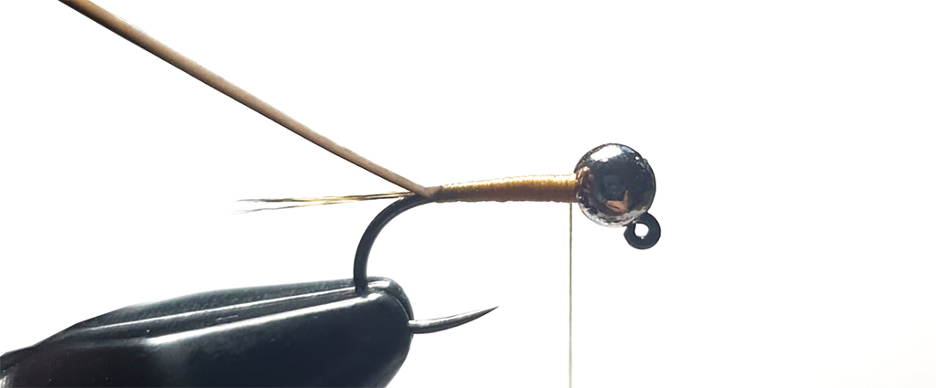 Quill Jig Nymph Step by Step