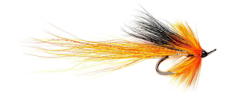 salmon flies for scotland and wales