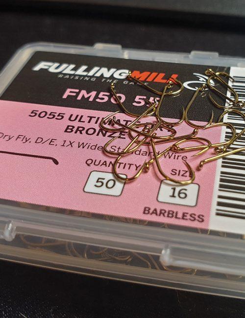 FM Ultimate Dry Fly Hook 1