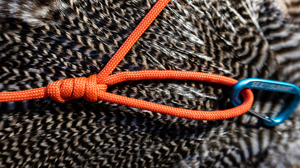 Tying a Non Slip Loop Knot
